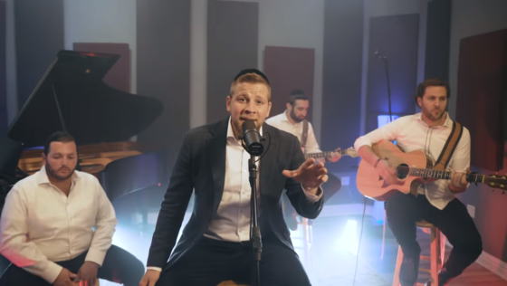 """מרדכי שפירא בקליפ חדש: """"הכל משמים"""" 6"""