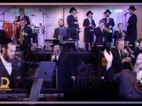 שלמה טויסיג ומקהלת 'לב' במחרוזת להיטים • צפו 6