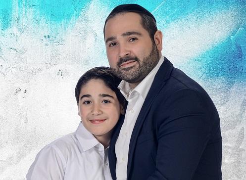 """האב והבן בדואט מרגש לכבוד האח: """"תודה לך"""" 10"""