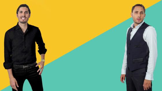 """האחים יואל ושמואל אלהרר בסינגל בכורה – """"עם אחד"""" 3"""