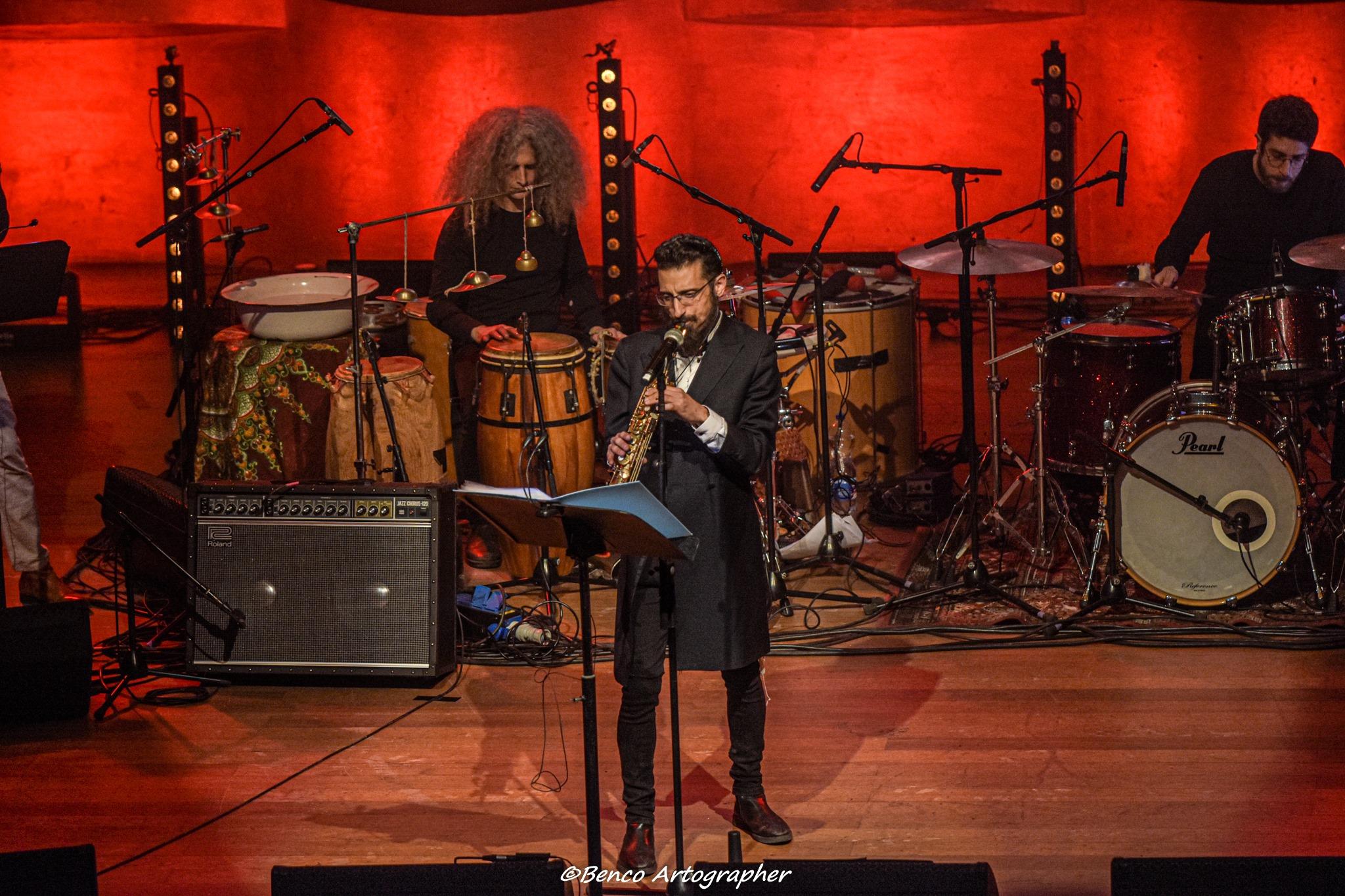 """נגן הג'אז הבינלאומי, דניאל זמיר בסינגל חדש - """"גאולה"""" 9"""