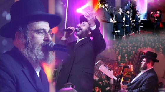 """צפו: אייזיק האניג וישראל אדלר - """"הדרן"""" 3"""