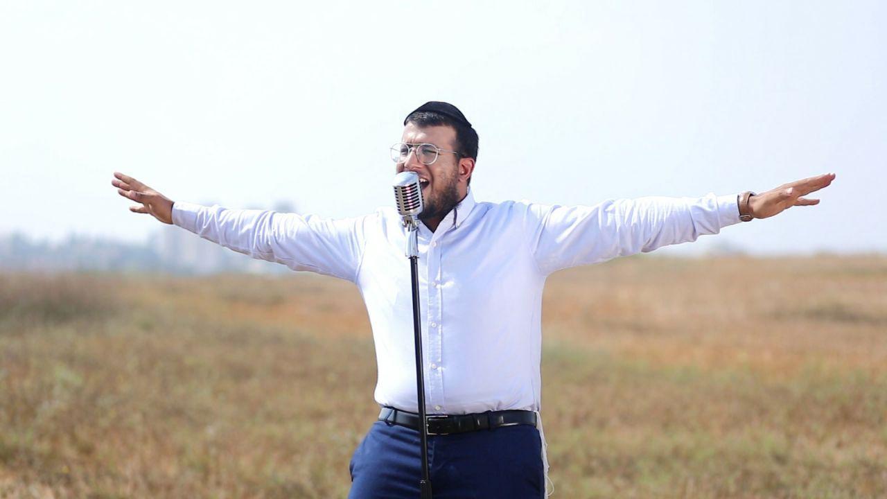 """ישראל ג'רופי בסינגל קליפ חדש - """"ישראל שלנו"""" 10"""