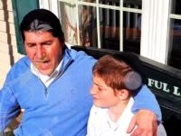 הרב בן ציון קלצקו ובנו אלעזר בקליפ חדש: 'בואו שעריו' 14