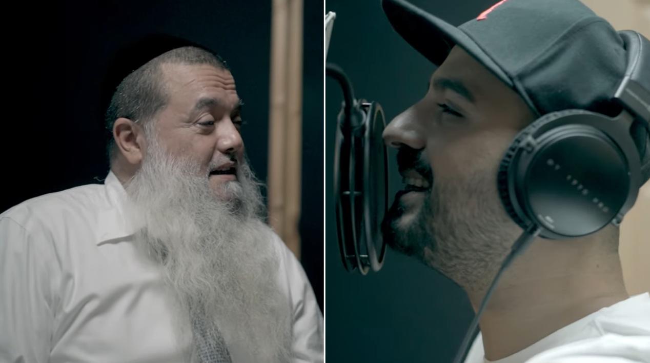 """צפו: הרב יגאל כהן מארח את מאור אדרי - """"לנצח את הפחד"""" 10"""